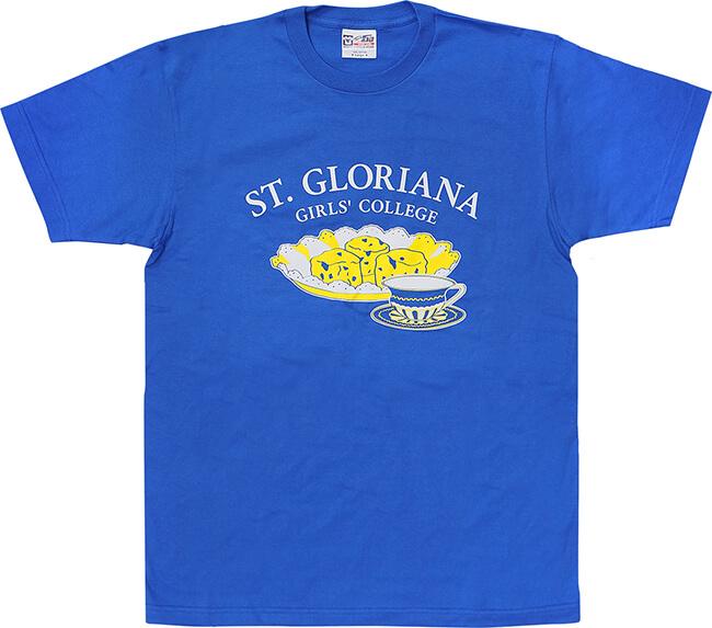聖グロリアーナ Tシャツ
